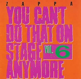 You Can't Do That on Stage Anymore - Vol. 6
