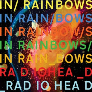 In Rainbows of Radiohead