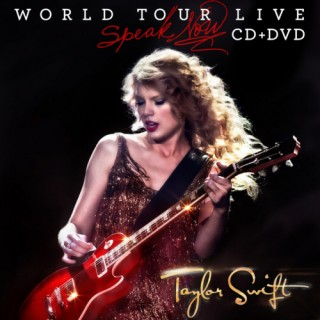 Speak Now World Tour Live (CD/DVD)